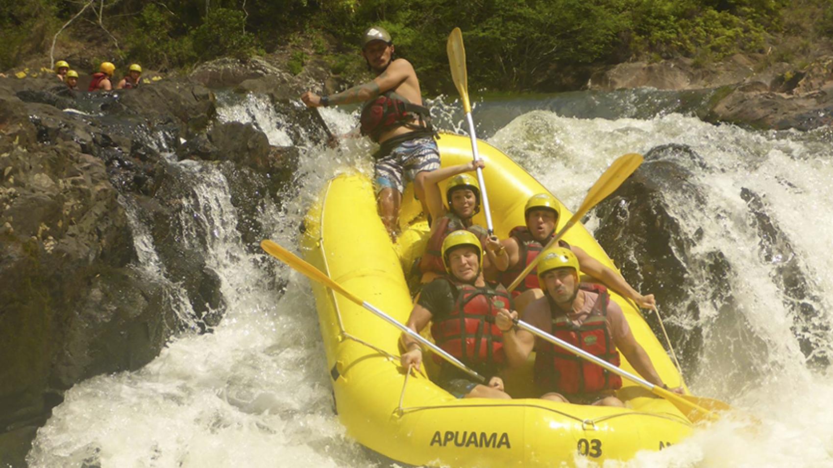 rafting rio cubatao